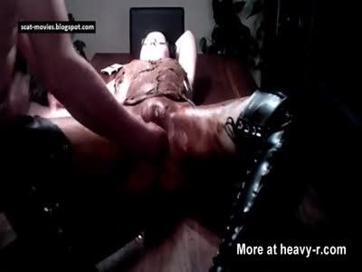 Extreme Scat Sex