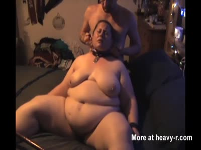 BBW In Amateur Asphyxiation