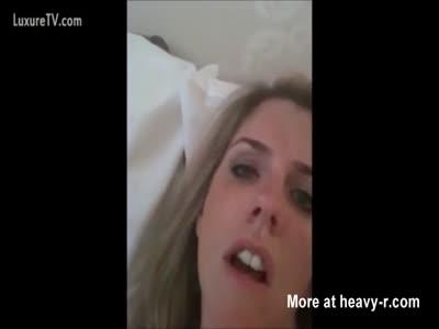 Dirty Talking Blonde Slut Talks Dirty
