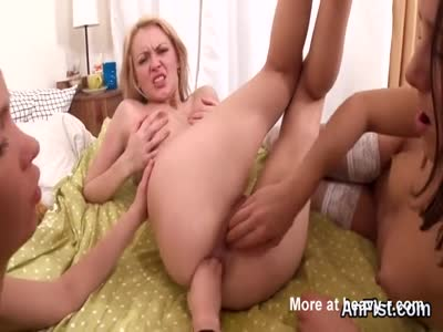 Anal And Pussy Fist Fucking