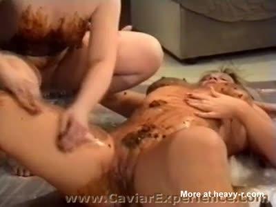 Lesbian Scat Lovers