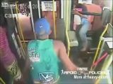 Assault On Bus Ends Badly For Thieves