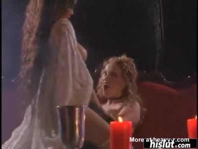 Romantic Lesbian Sex