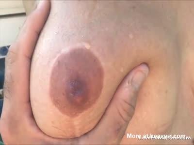 Fondling Big Tits