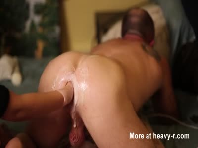 Fist Fucking Male Slave