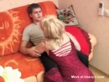 Mature Seducing Young Boy