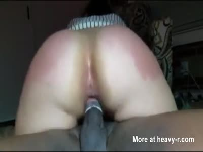 Big Ass Wife Riding Big Black Dick