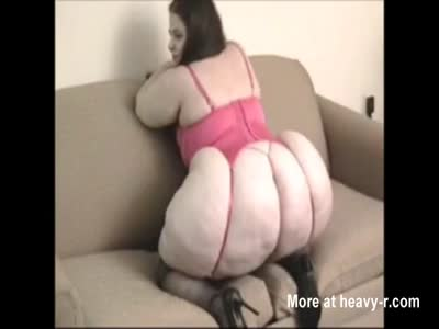 BBW Ass Full Of Cellulite