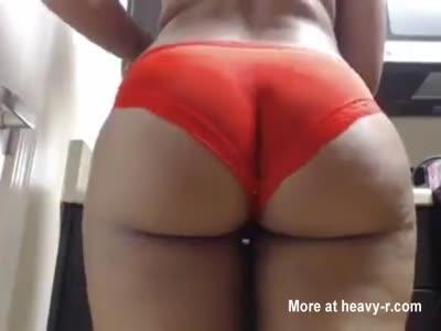 Hot Colombian Butt So Fatty