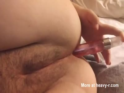 Anal Play For Pig