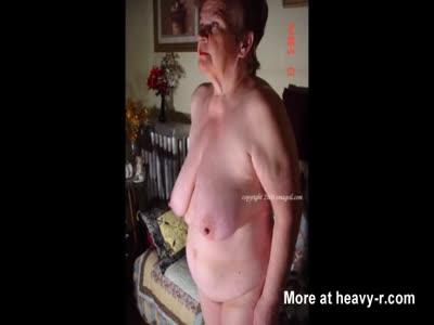OmaGeiL Amateur Pics of Crazy Hot Granny Tits