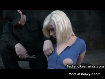 Toying Restrained Naive Teen