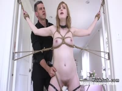 BDSM Session For Teen