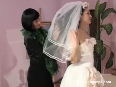 Mom fuck bride