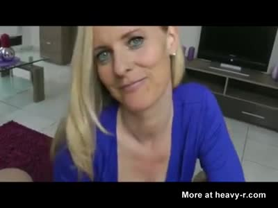POV Sucking Mom
