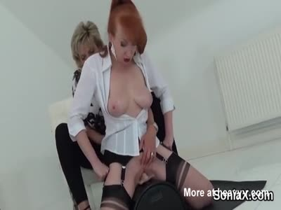 Mature On Sybian
