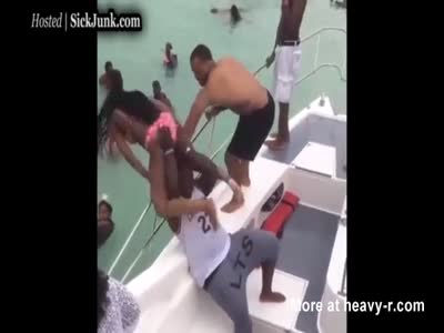 Get Off My Boat Bitch