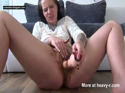 Perverse Young Scat Lover