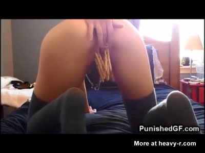 Cute Teen Loves Pain