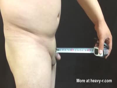 Measuring Micro Penis