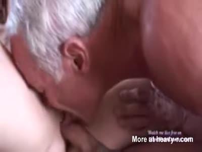 Amateur Mature Cuckolding Threesome