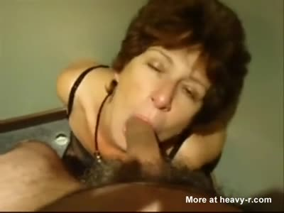 Drunk Mature Blowjob