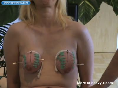 Torturing Needled Tits