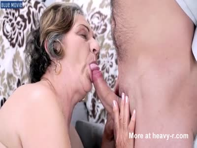 Horny Granny Wants Cock