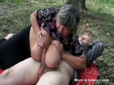 Elderly couple porn