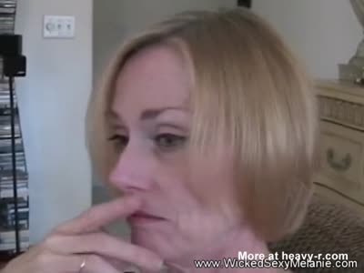 Spending Time With Horny Grandmother