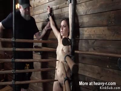 Slave In Vampire Trap