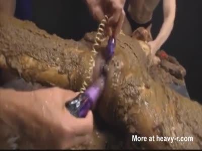 Full Body Scat Squirting Orgasm