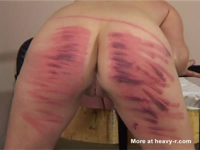 Severe Ass Caning
