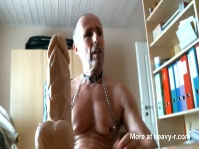 olibrius71 anal play for Vero