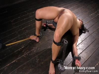 Bastinado In Metal Device