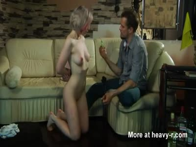 Russian young slave 2