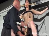 Bound Girl In Sexual Domination