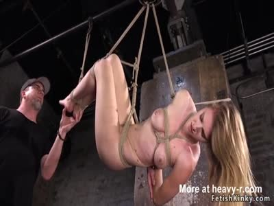 Caned In Rope Suspension