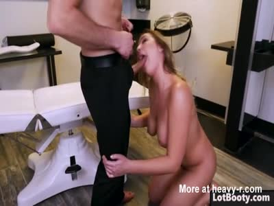 Beautiful big ass busty babe Blair Williams gets fucked