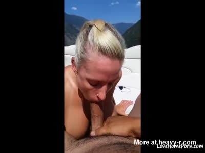 Sex With Milf On Lake Como