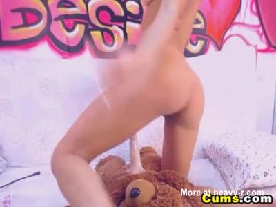 Sex With Teddy Bear