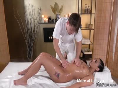 Massage Turns Nasty