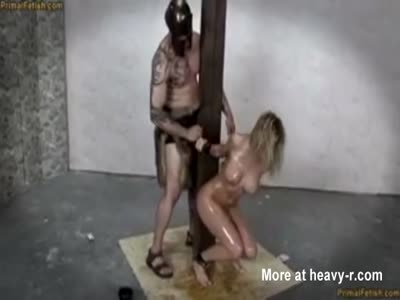 Super Heroine Beaten And Abused