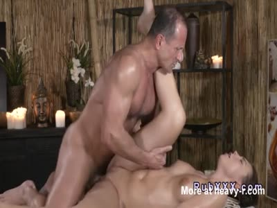 Sex With Masseur
