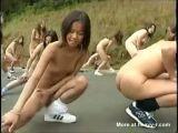 Naked Gymnastics