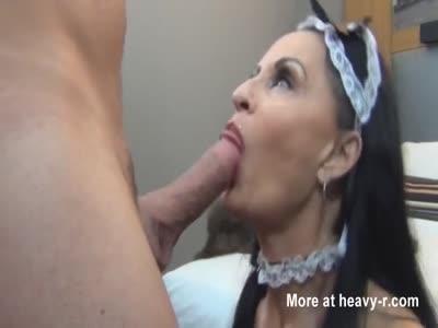 Fucking Mature Maid
