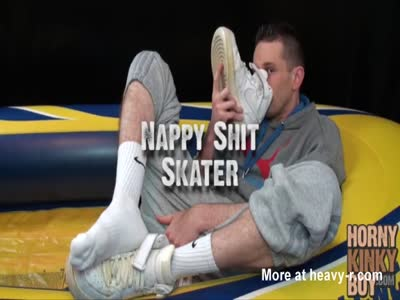 Nappy Shit Skater