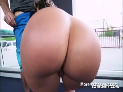 Fat Ass MILF Pounded Hard