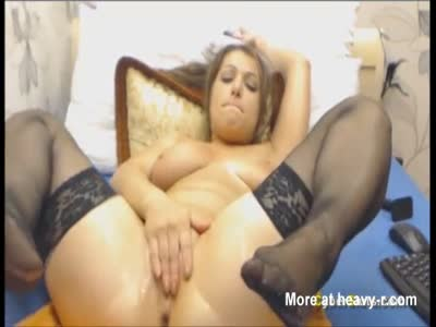 Double Squirt Masturbation