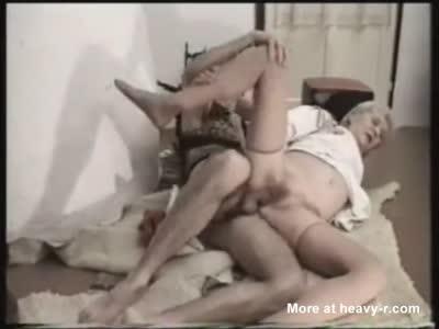 Old Granny Fucked Hard